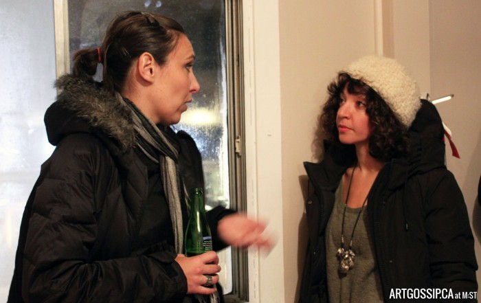 Bojana Videkovic and Nahed Mansour spotted out of costume!