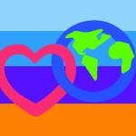 Ecosexual Pride Flag